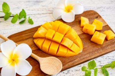 new creamy mango